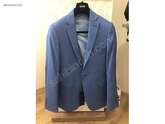 db7252be4a5f2 Mavi Erkek Ceket Erkek Ceket. Büyük Fotoğraf; Video. İkinci El ve Sıfır  Alışveriş / Giyim & Aksesuar ...