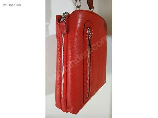 46044bc16d03d Deri çanta Cengiz Pakel at sahibinden.com - 624556856