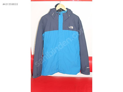 Clothing   THE NORTH FACE MEN S PRİMAVERA II TRİCLİMATE 2L GTX JACKET at  sahibinden.com - 431558633 4453c19fbfbf