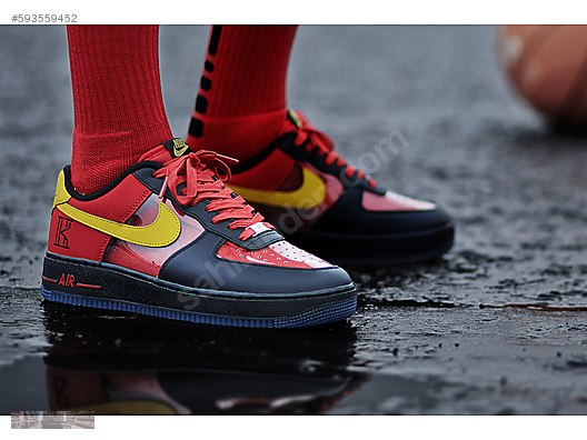 separation shoes 0f3d5 c6799 nike air force 1 cmft signature qs kyrie see through 687843 001