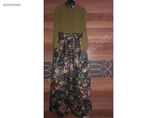 6dd4fce9114d4 İkinci El ve Sıfır Alışveriş / Giyim & Aksesuar / Kadın / Giyim / Elbise  Uygun fiyata ...