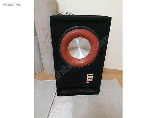 Speaker / SubWoofers / JBL 1000 Rms Çift Bobin Bass at