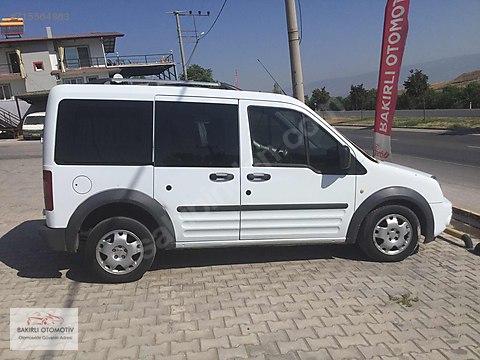 BAKIRLI OTOMOTİVDEN FORD CONNECT 75 LİK 2012 Model...