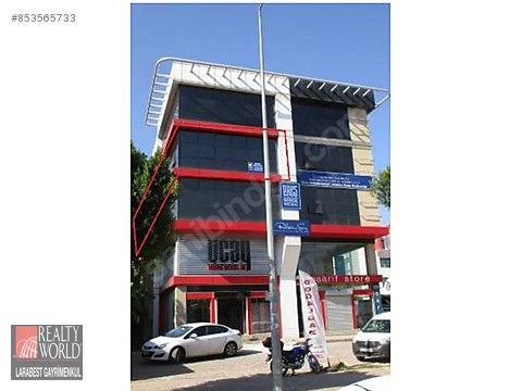 Termessos bulvarı üzeri 275 m2 kiralık ofis