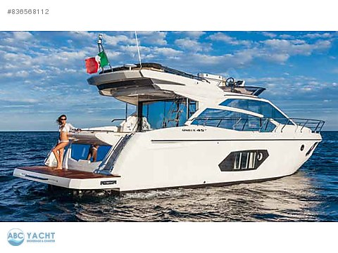 2014 ABSOLUTE 45 FLY | ABC YACHT