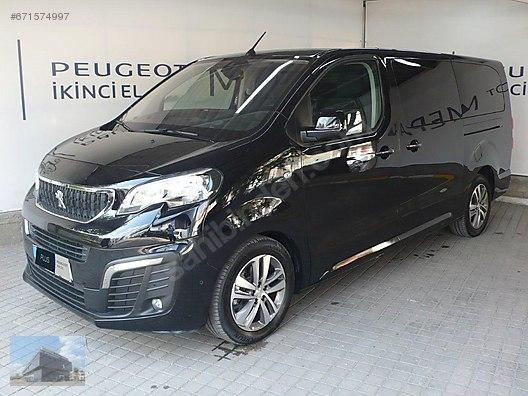 Peugeot Expert Traveller 2.0 BlueHDI 2017