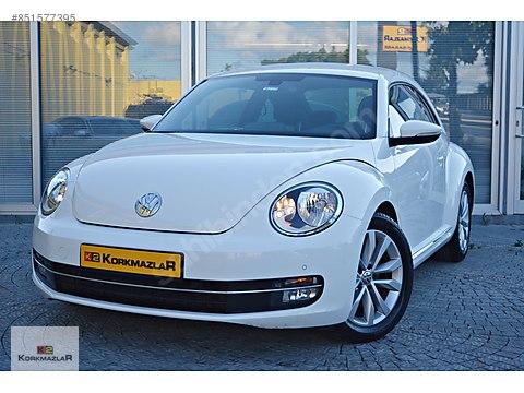 KORKMAZLAR 2013-14 Beetle 1.4TSI 160HP DSG Design...