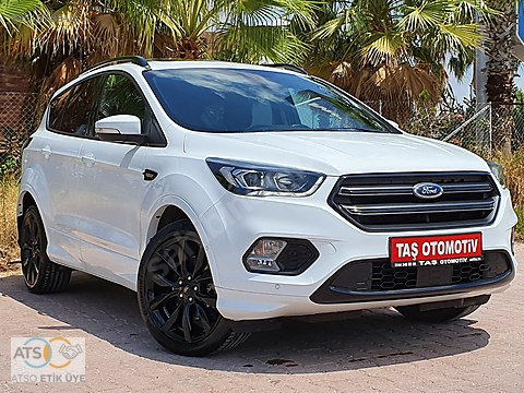TAŞ OTOMOTİV 2018 Ford Kuga 1.5 TDCI ST Line CAM...