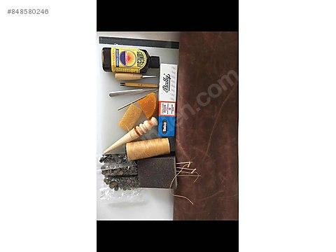 deri el aletleri leather craft ikinci