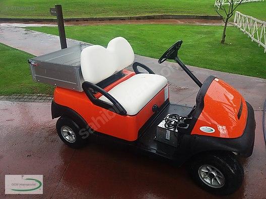 Club Car / Handyman / Club Car Elektrikli Golf Arabası 2 ...