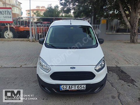 2016 MODEL HATASIZ FORD COURİER 1.5 TDCİ KLİMALI...