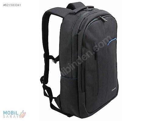 304bcfcebca2d İkinci El ve Sıfır Alışveriş / Bilgisayar / Aksesuarlar / Laptop  Aksesuarları / Çanta CLASSONE 15.6 Napoli Serisi Siyah Notebook Sırt ...