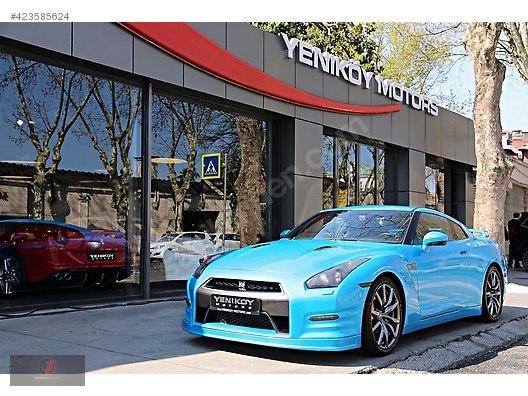 Vehicles / Cars / Nissan / GT R / R35 6.Generation