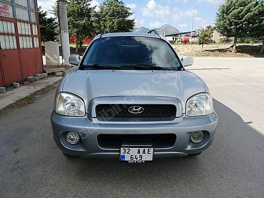 Hyundai Santa Fe 2 0 Crdi Vgt 2004 Hyundai Santafe 2 0