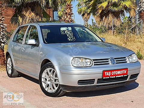 TAŞ OTOMOTİV 2003 VW Golf 1.6 Pacific OTOMATİK...