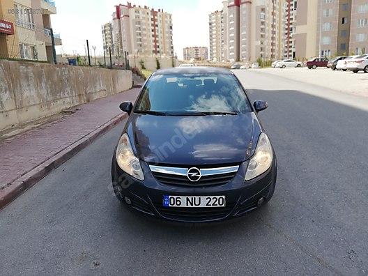 Opel Corsa 12 Enjoy Temiz Otomatik Bayan Arabası