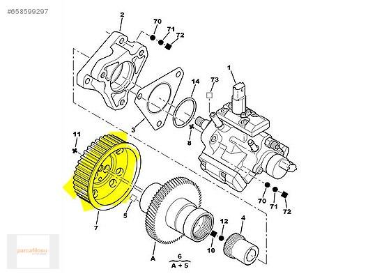 1998 International 4700 Power Steering