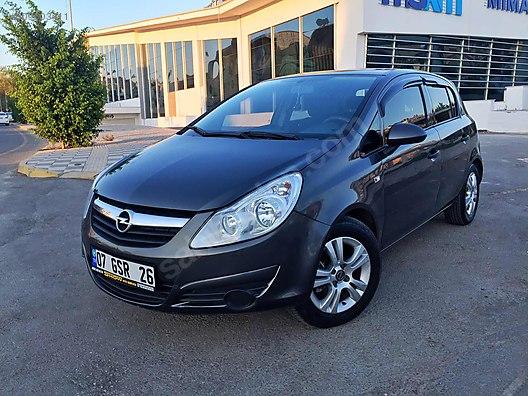 Opel Corsa 12 Twinport Essentia Otomatk Vtes 2011 Opel