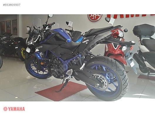 Yamaha MT-25 ABS 2018 Model Naked / Roadster Motor