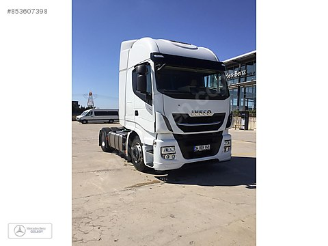 TEMİZ IVECO STRALİS 480 (AS 440-48)