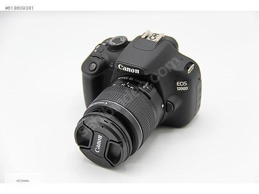 DSLR / Canon / EOS 1200D (Rebel T5) / CANON 1200D + 18