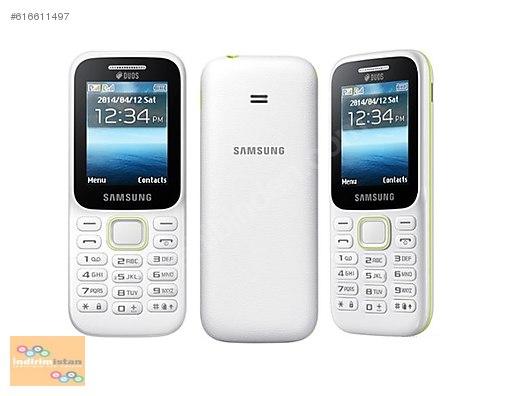 Sıfır Beyaz Samsung B310 Cep Telefonu sahibinden.com'da ...