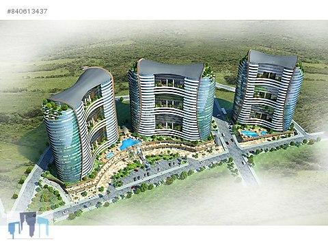 kentplus Kadıköy satılık büyük 1+1 balkonlu