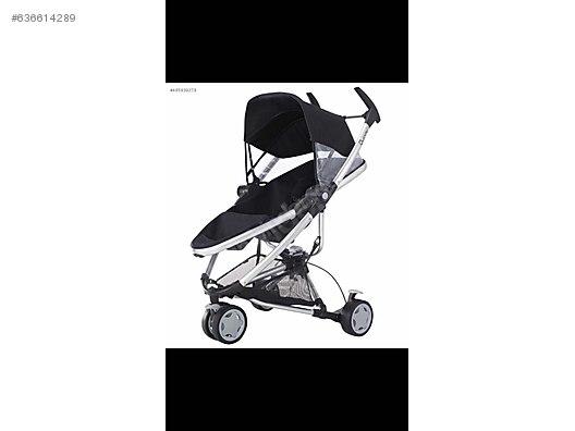 quinny zapp xtra 2 bebek arabası 2.el