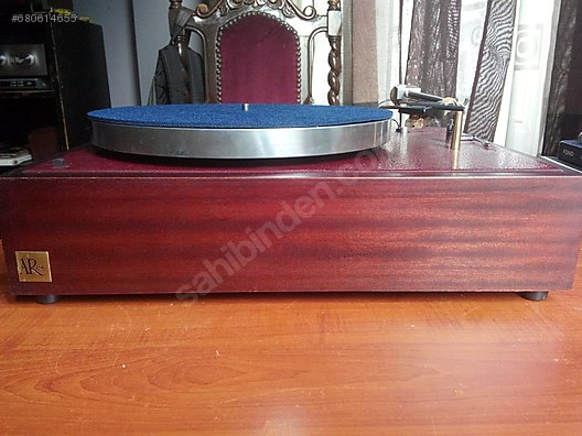 Acoustic Research XA Turntable at sahibinden com - 680614655