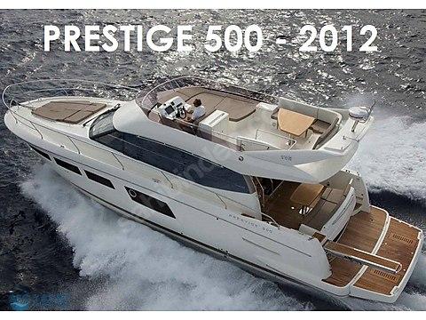 2012 PRESTIGE 500 FLY | ABC YACHT