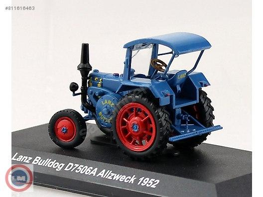 Atlas 1:43 tractor Lanz bulldog d7506a 1952