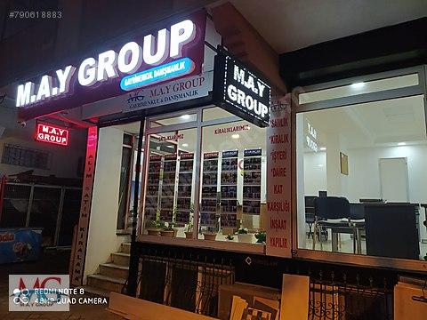 M.A.Y GROUP'TAN KURUMSAL FİRMALARA KİRALIK OFİS...