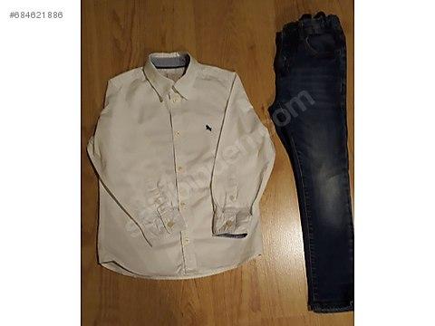 2008d9c82981a ZARA 6 yaş 116 beden erkek cocuk takım - Toplu Satılık Giyim ve ...