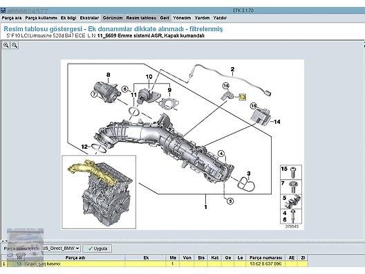 Cars Suvs Electric Bmw Mini F55f10g30 Emme Manifold