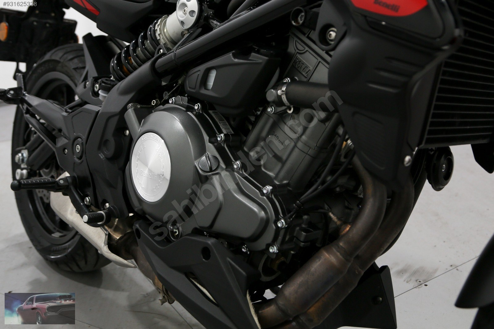 Benelli Leoncino 2018 Model Naked / Roadster Motor