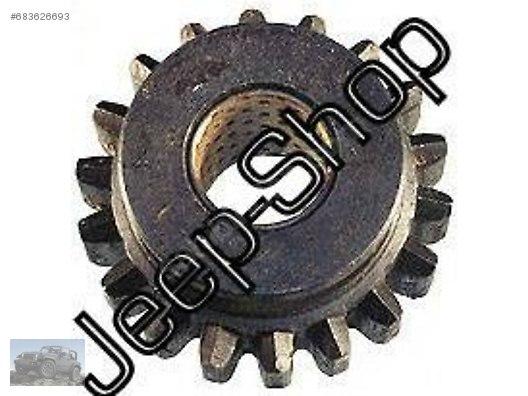 Cars & SUVs / Transmission & Gear / Jeep CJ5-6-7-8 SR4 Geri
