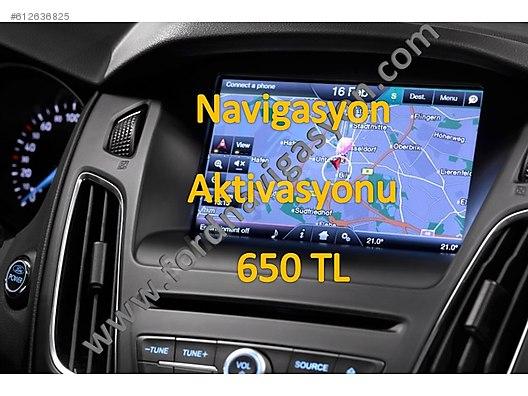 Navigation Devices / Other / Ford FOCUS SYNC 2 NAVİGASYON AKTİVASYON