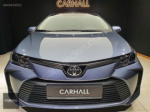 CARHALL AUTOMOBILE 2019 HATASIZ TOYOTA COROLLA...