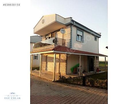 Altinova da Ege emlaktan satılık villa