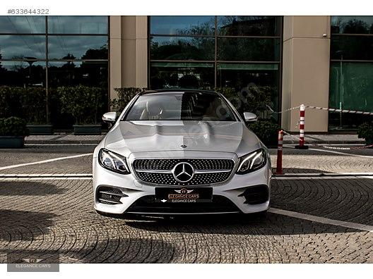 Elegance Cars 2017 Mercedes E300 Coupe Amg 360 Egzos Burmester