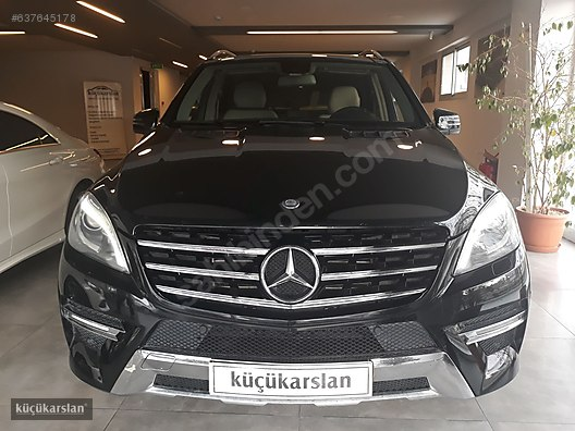 Mercedes Benz Ml 350 Amg Kucukarslan Dan 2013 Mercedes Benz