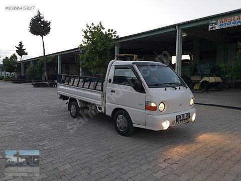 MOR OTOMOTİV DEN ORİJİNAL 2004 MODEL H 100 SUPER