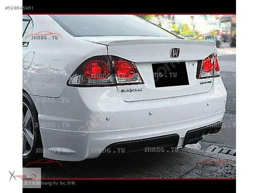 Cars Suvs Exterior Accessories Honda Civic 2007 Fd6 Abs