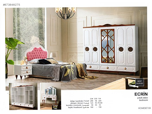 Bedroom Furniture Set Yatak Odasi Takimi At Sahibinden Com