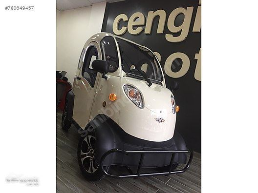 Regal Raptor E-Car 2500 W Elektrikli Motor 21.500 TL ...