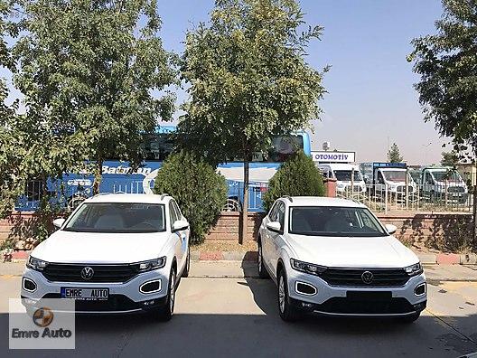 EMRE AUTO'DN 2020 T-ROC 1.5 TSİ DSG HİGHLİNE ENGELLİ ARACI VERLR