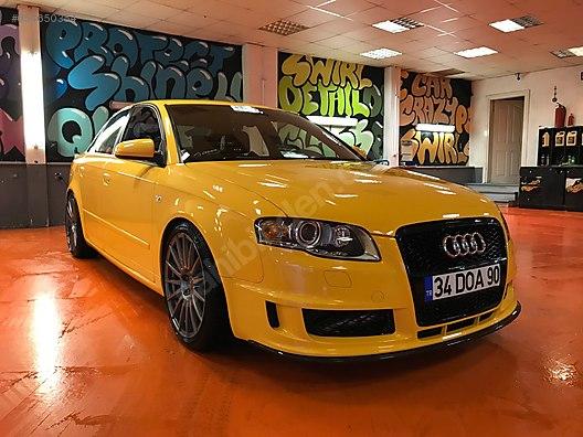 Audi A4 A4 Sedan 20 Tfsi Quattro Audi A4 B7 Dtm Edition At