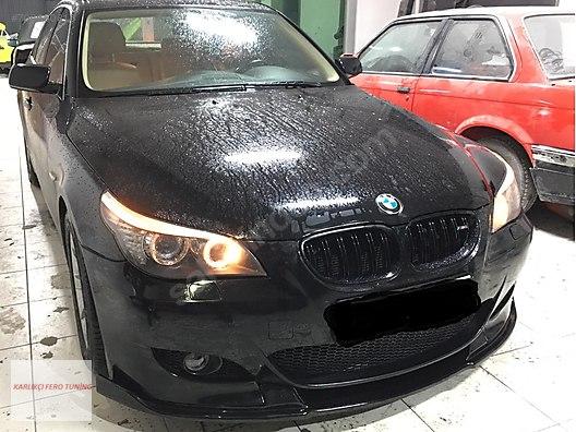 Cars & SUVs / Exterior Accessories / BMW E60 M5 ÖN LİP at