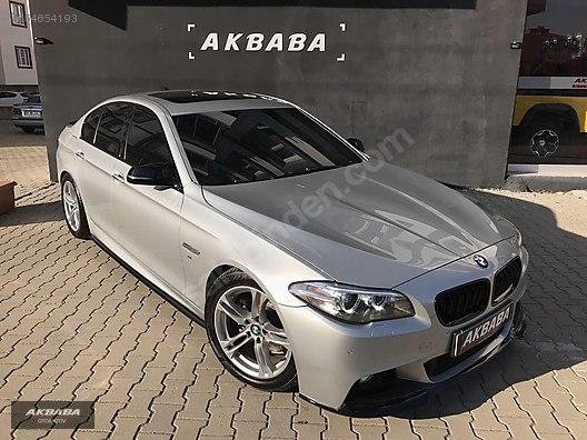 BMW / 5 Series / 520i / M Sport / AKBABA OTOMOTİV-520İ M+