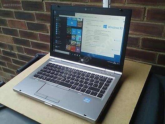 HP / HP EliteBook 8470p-i5 3360m 3 5GHZ-128gb SSD-4gb ram-1gb gpu at